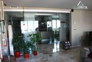 Galería Puertas Alucristal 05